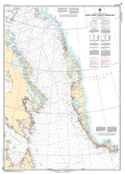 DAVIS STRAIT AND/ET BAFFIN BAY (7010) by Canadian Hydrographic Service