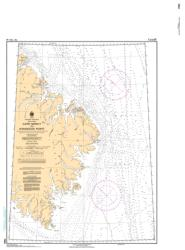 CAPE MERCY TO KANGEEAK POINT (7052) by Canadian Hydrographic Service