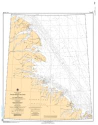PADLOPING ISLAND TO CLYDE INLET (7053) by Canadian Hydrographic Service