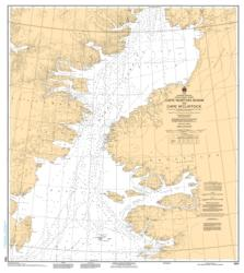 CAPE NORTON SHAW TO CAPE M'CLINTOCK (7071) by Canadian Hydrographic Service