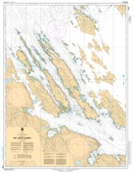 PIKE-RESOR CHANNEL (7125) by Canadian Hydrographic Service