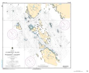 CULBERTSON ISLAND TO FROBISHER'S FARTHEST (7126) by Canadian Hydrographic Service