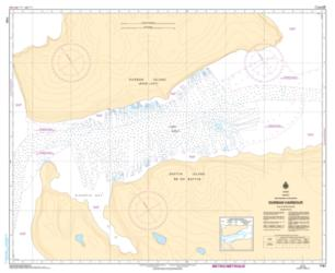 DURBAN HARBOUR (7181) by Canadian Hydrographic Service