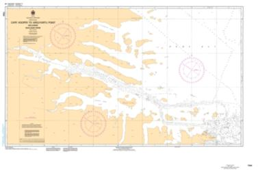 CAPE HOOPER TO ARGUYARTU POINT INCLUDING EKALUGAD FIORD (7194) by Canadian Hydrographic Service