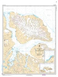 BYLOT ISLAND AND ADJACENT CHANNELS (7212) by Canadian Hydrographic Service