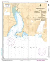 DUNDAS HARBOUR (7292) by Canadian Hydrographic Service
