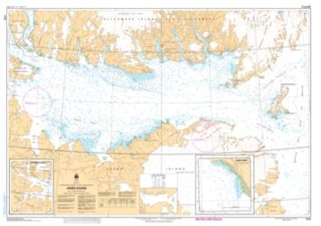 JONES SOUND (7310) by Canadian Hydrographic Service
