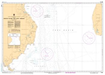 WINTER ISLAND TO/A CAPE JERMAIN (7482) by Canadian Hydrographic Service