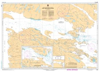 FURY AND HECLA STRAIT (7487) by Canadian Hydrographic Service