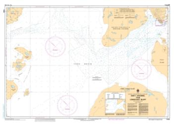NAVY CHANNEL TO/A LONGSTAFF BLUFF (7489) by Canadian Hydrographic Service