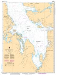 GULF OF BOOTHIA AND/ET COMMITTEE BAY (7502) by Canadian Hydrographic Service