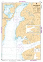 PRINCE OF WALES STRAIT, SOUTHERN PORTION/ PARTIE SUD (7521) by Canadian Hydrographic Service