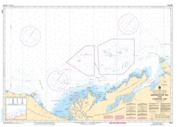 DEMARCATION BAY TO/A LIVERPOOL BAY (7620) by Canadian Hydrographic Service