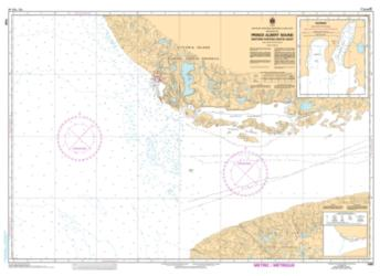 PRINCE ALBERT SOUND, WESTERN PORTION/PARTIE OUEST (7668) by Canadian Hydrographic Service