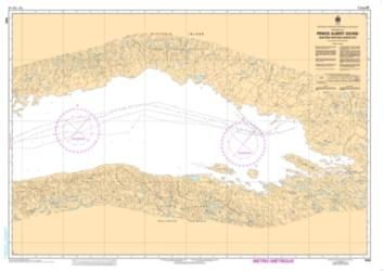 PRINCE ALBERT SOUND EASTERN PORTION/PARTIE EST (7669) by Canadian Hydrographic Service
