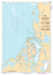 TUKTOYAKTUK HARBOUR AND APPROACHES/ET LES APPROCHES (7685) by Canadian Hydrographic Service