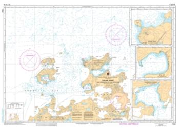 POLICE POINT AND APPROACHES/ ET LES APPROCHES (7686) by Canadian Hydrographic Service