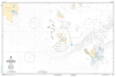 REQUISITE CHANNEL AND APPROACHES (7725) by Canadian Hydrographic Service