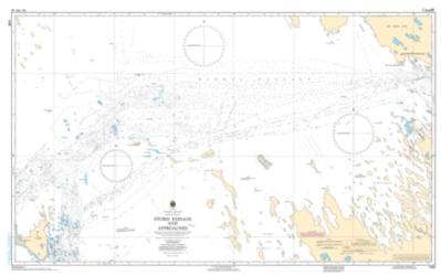 STORIS PASSAGE AND APPROACHES (7731) by Canadian Hydrographic Service