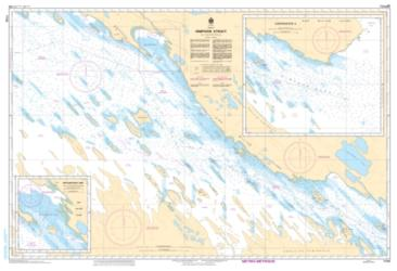 SIMPSON STRAIT (7736) by Canadian Hydrographic Service