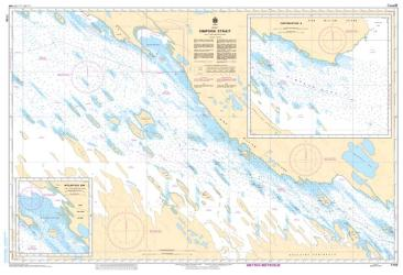 SIMPSON STRAIT : CONTINUATION A (7736) by Canadian Hydrographic Service
