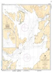ST. ROCH AND/ET RASMUSSEN BASINS (7760) by Canadian Hydrographic Service