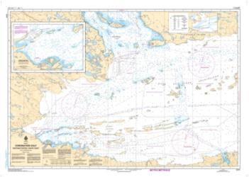 CORONATION GULF WESTERN PORTION/PARTIE OUEST (7777) by Canadian Hydrographic Service