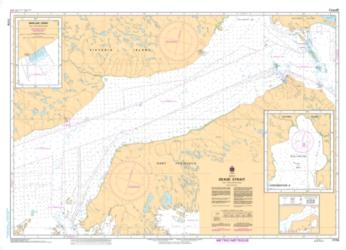 DEASE STRAIT (7779) by Canadian Hydrographic Service