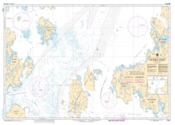 VICTORIA STRAIT (7784) by Canadian Hydrographic Service