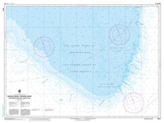 GRAND BANK/GRAND BANC SOUTHERN PORTION/PARTIE SUD (8010) by Canadian Hydrographic Service
