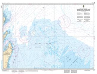 GRAND BANC/GRAND BANK (NORTHEAST PORTION/PARTIE-NORD-EST) (8014) by Canadian Hydrographic Service