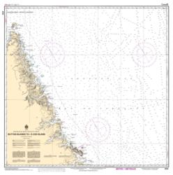 BUTTON ISLANDS TO/A COD ISLAND (8046) by Canadian Hydrographic Service