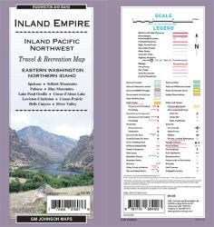 Inland Empire, Eastern Washington and Northern Idaho by GM Johnson