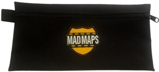 Map Case for 4 Tall Maps by MAD Maps