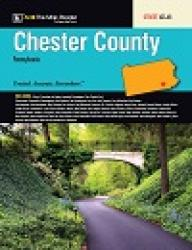 Chester County, Pennsylvania Atlas by Kappa Map Group