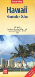Honolulu and Oahu, Hawaii by Nelles Verlag GmbH