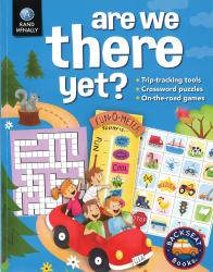 """Are We There Yet?"" Travel Book for kids by Rand McNally"