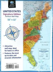 United States, Signature Series, Folded by Rand McNally