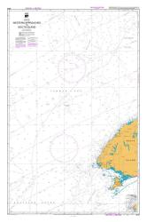 WESTERN APPROACHES TO SOUTH ISLAND (24) by Land Information New Zealand (LINZ)