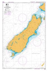SOUTH ISLAND (25) by Land Information New Zealand (LINZ)