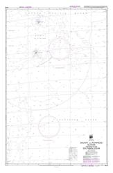 BOUNTY AND ANTIPODES ISLANDS AND PART OF THE SOUTHERN OCEAN (31) by Land Information New Zealand (LINZ)