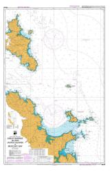 GREAT BARRIER ISLAND (AOTEA ISLAND) TO MERCURY BAY (531) by Land Information New Zealand (LINZ)