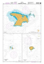 PLANS IN THE KERMADEC ISLANDS: RAOUL ISLAND / CURTIS AND CHEESEMAN ISLANDS / MACAULEY ISLAND (2225) by Land Information New Zealand (LINZ)