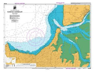 KAWHIA HARBOUR (4423) by Land Information New Zealand (LINZ)