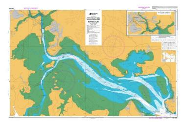 WHANGAREI HARBOUR (5215) by Land Information New Zealand (LINZ)
