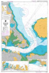 AUCKLAND HARBOUR EAST (5322) by Land Information New Zealand (LINZ)