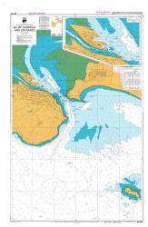 BLUFF HARBOUR AND ENTRANCE (6821) by Land Information New Zealand (LINZ)