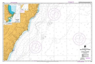 BLACKHEAD POINT TO CASTLE POINT (57) by Land Information New Zealand (LINZ)