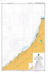 CAPE FOULWIND TO HERETANIWHA POINT (72) by Land Information New Zealand (LINZ)
