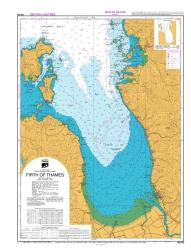 FIRTH OF THAMES (533) by Land Information New Zealand (LINZ)